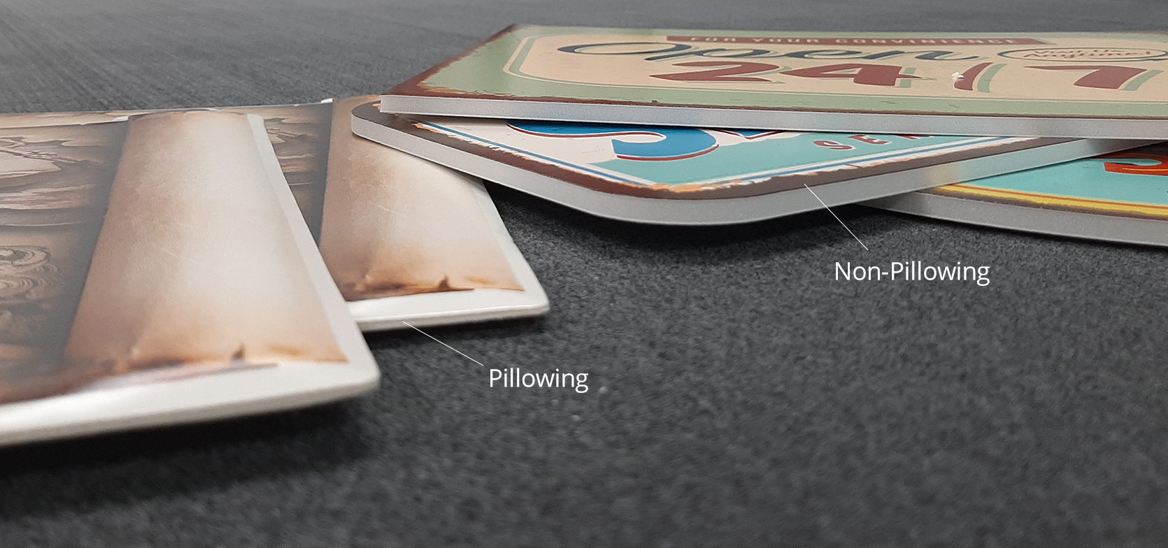 Pillowing-NonPillowing